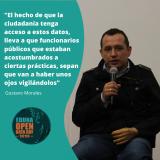 Frase Ing Gustavo Morales